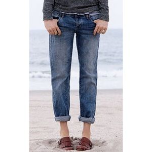 American Eagle Boy Fit Blue Jeans